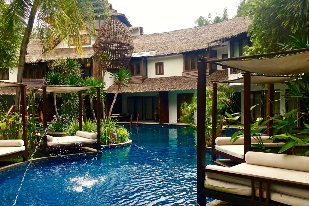 Cabana | Villa Samadhi | Food For Thought