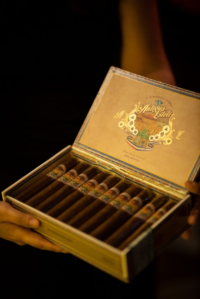 Cigar Box | The Cabinet | Food For Thought