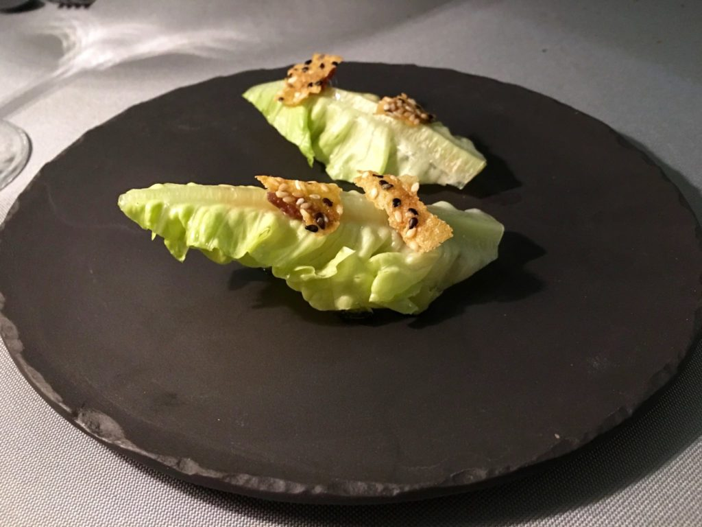 Caesar Salad | Dining Room 12-15 | Food For Thought