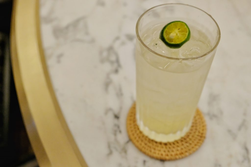 Calamansi Tom Collins | PRIVATE @ The Chow Kit x Mizukami Cocktails | Food For Thought