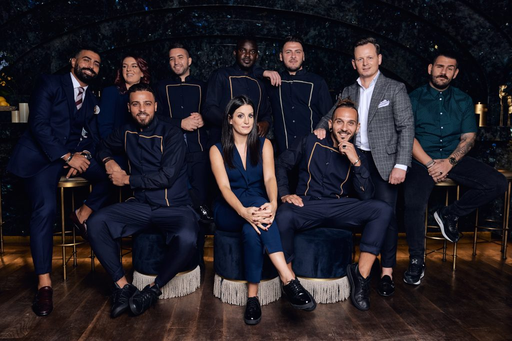 Campari One To Watch Award 2020 - Galaxy Bar Team | The Worlds 50 Best Bars 2020 | Food For Thought