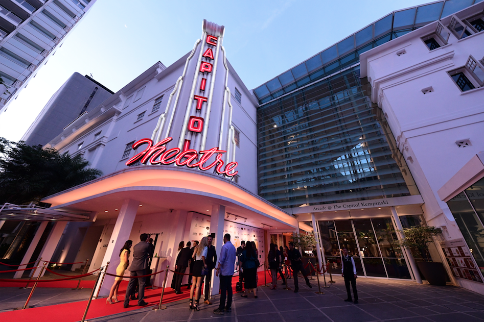 Capitol Theatre Singapore | Asia's 50 Best Bars 2019 | Food For Thought