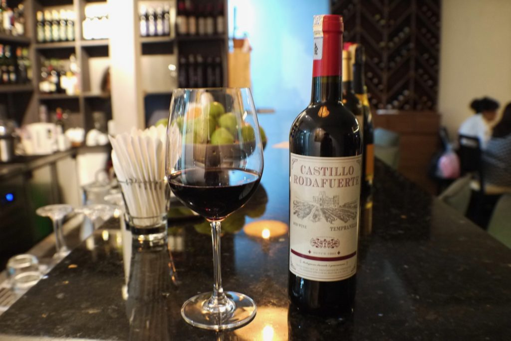 Castillo Rodafuerte Tempranillo 2014 | Sapore | Food For Thought