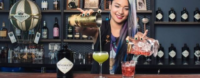 World Cucumber Day: Charmaine Thio of Hendrick's Gin