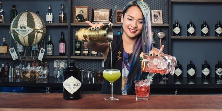 Charmaine Thio Brand Ambassador | World Cucumber Day | Charmaine Thio of Hendrick's Gin | Food For Thought