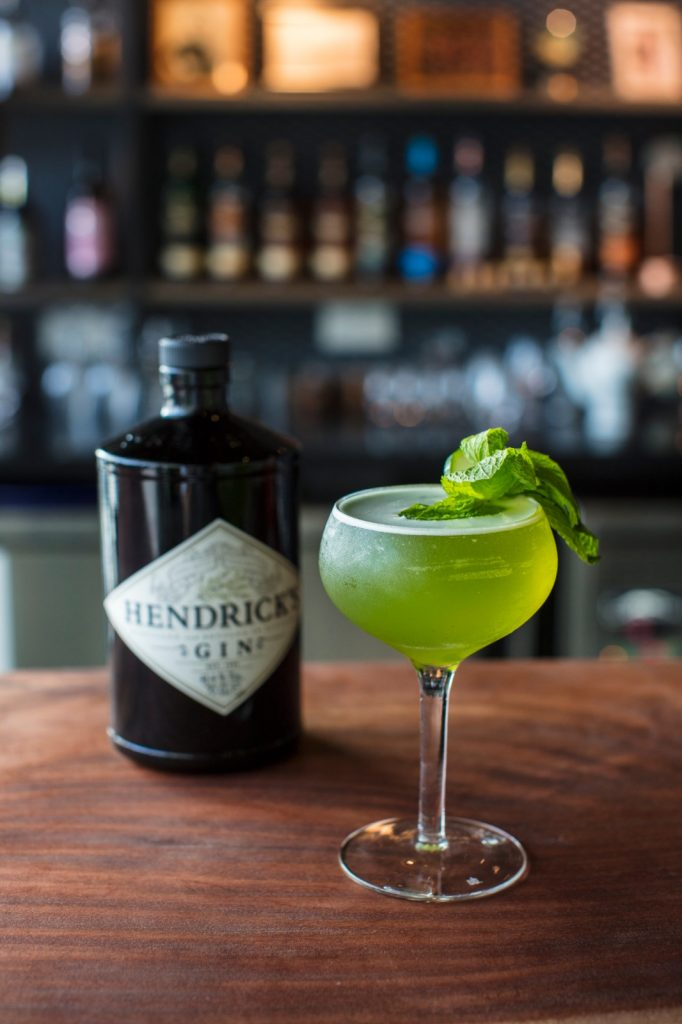 Charmaine's Cocktail | World Cucumber Day | Charmaine Thio of Hendrick's Gin | Food For Thought
