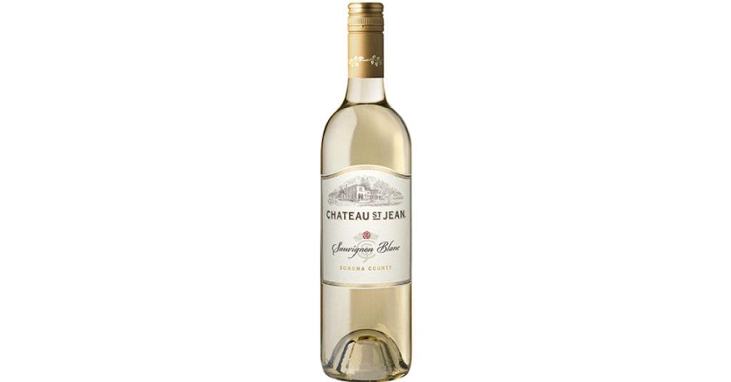Chateau St Jean 2014 Sauvignon Blanc   Treasury Wine Estates   Food For Thought