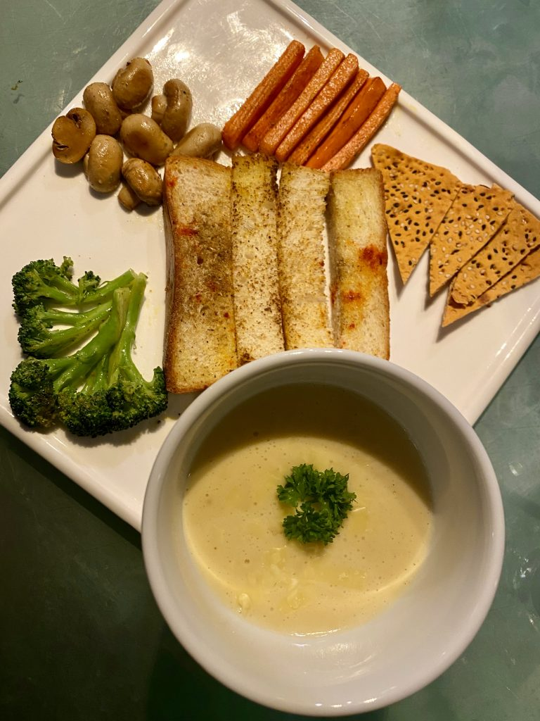 Cheese Fondue | Cholas By WTF | Food For Thought