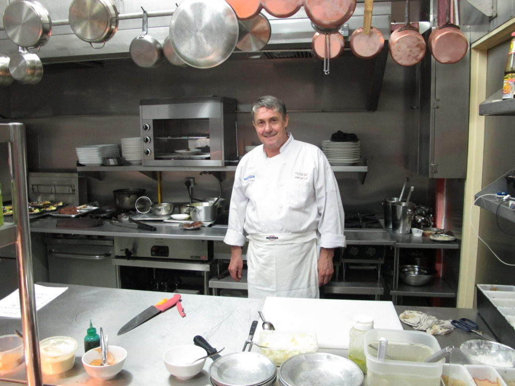 Chef Jean-Luc Lundy - The Fine Dining - Food For Thought