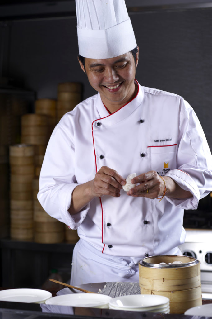 Chef Kong - Lai Ching Yuen - Food For Thought