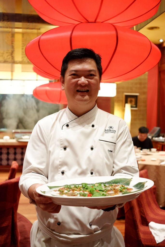 Chynna Restaurant | Chef Lam Hock Hin | Food For Thought