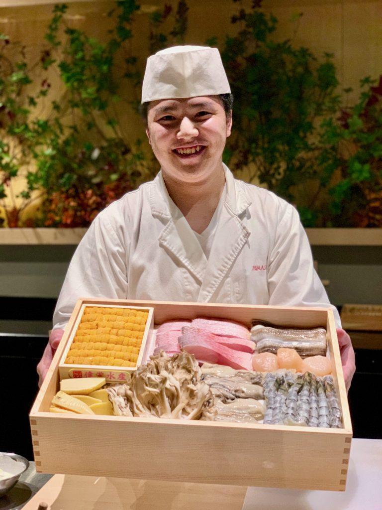Chef Masa Iwaasa | Tenmasa Iwaata | Food For Thought