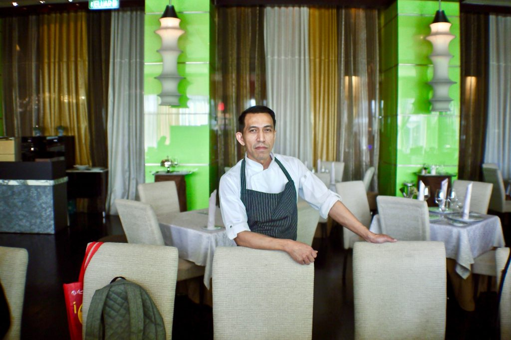 Chef Mohd Radzuan Hamzah | The Olive | Genting Highlands | Valentines 2019 | Food For Thought