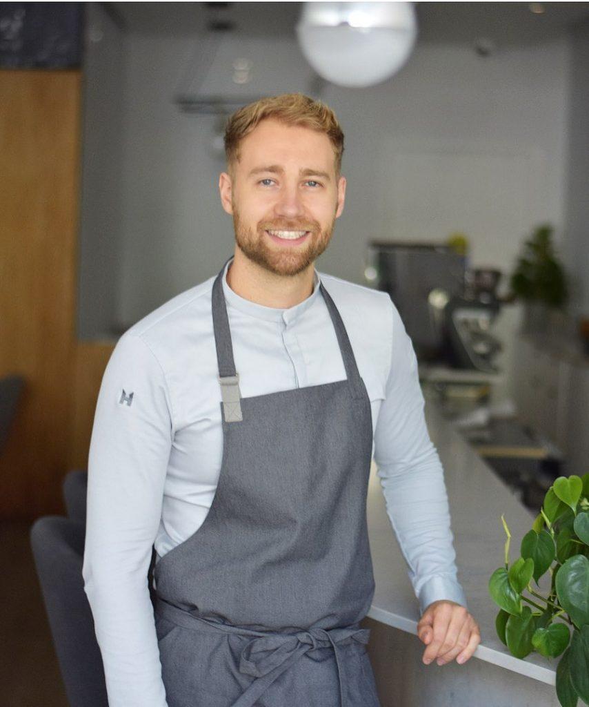Chef Sean McDonald   Sean MacDonald   Est Restaurant   Food For Thought