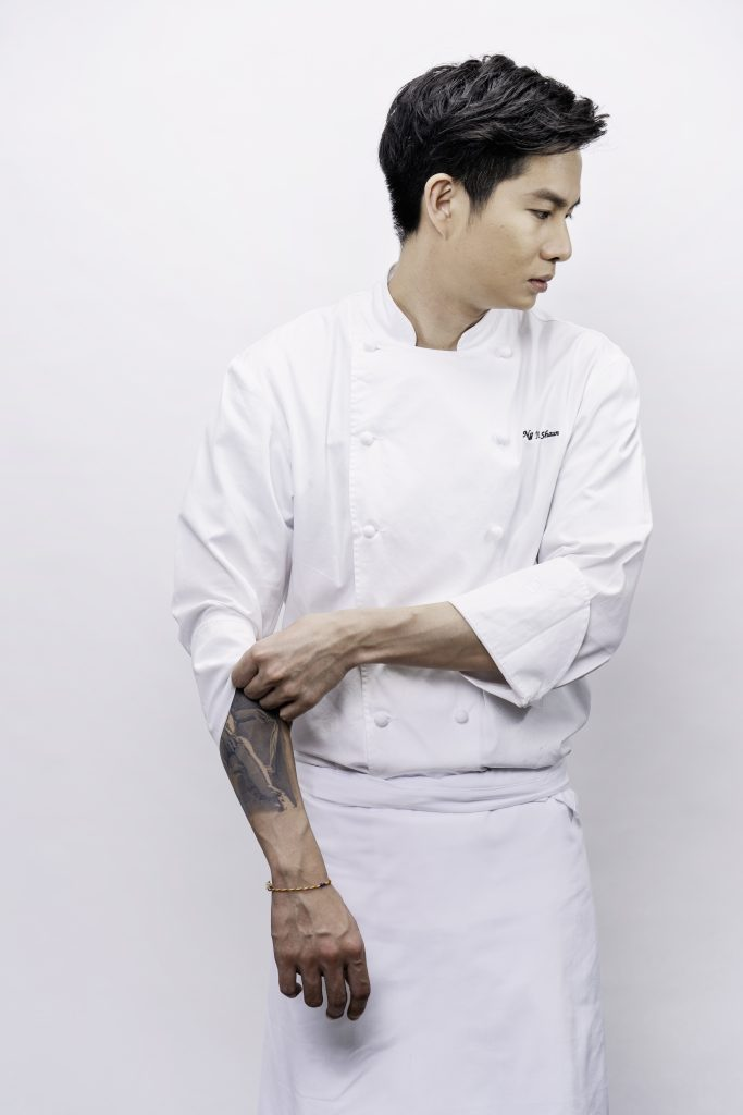 Chef Shaun Ng | Hide KL | Food For Thought