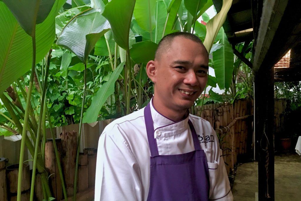 Chef Syawal | Bijan Restaurant | Bijan Bar | Food For Thought