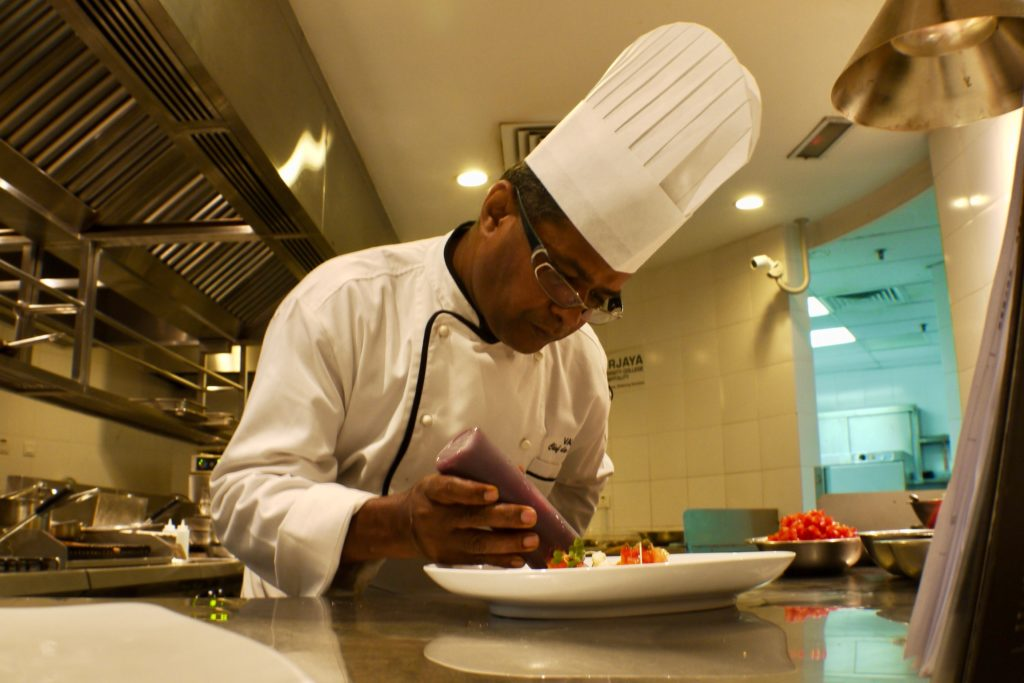 Chef Valmurugam Subramaniam | Chef Val | Samplings on the 14th | Food For Thought