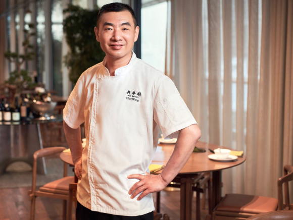 Chef Wong Kwan Man   Old Bailey Restaurant 奧卑利   Food For Thought