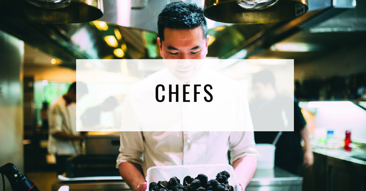 Chefs Title Card | Food For Thought