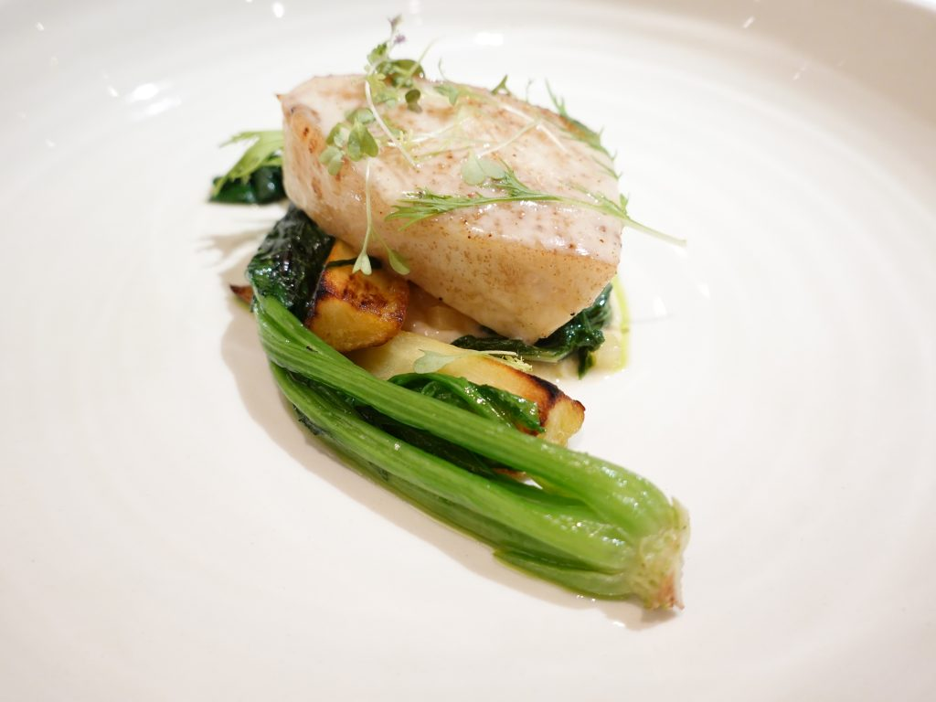 Chilean Seabass | DC Restaurant x Kamoshibito Kuheiji | Food For Thought