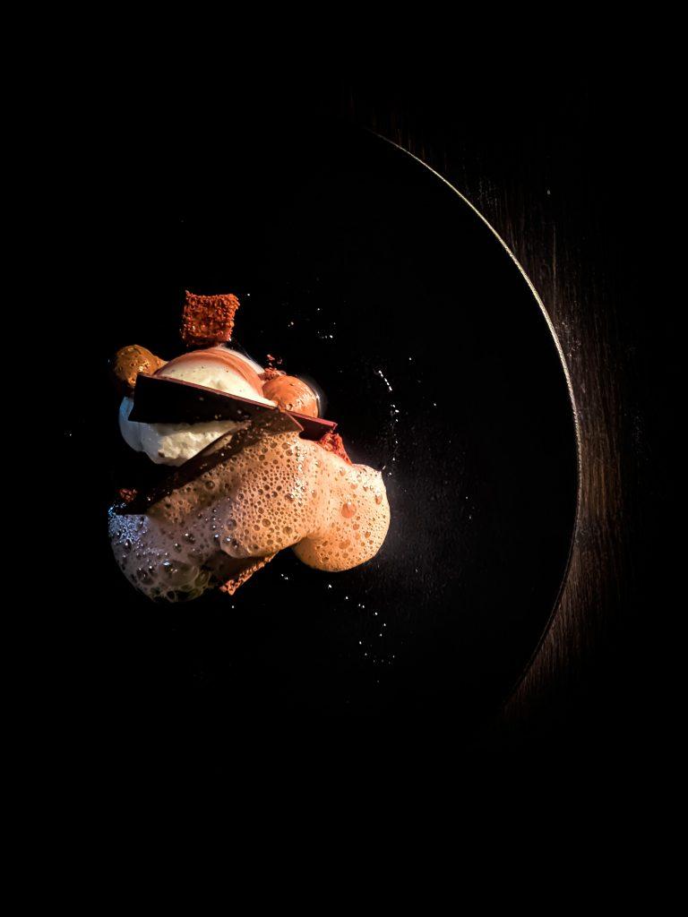 Chocolate Dessert | Long Bar at ATAS | Food For Thought