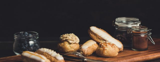 Dough You Know The Difference?: The 5 Basic Types Of Pastry