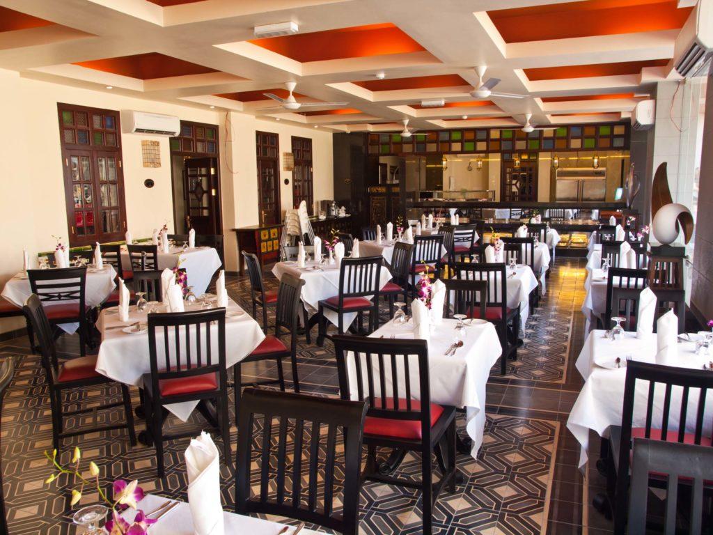 Cinnamon Restaurant | Hotel Penaga | Food For Thought