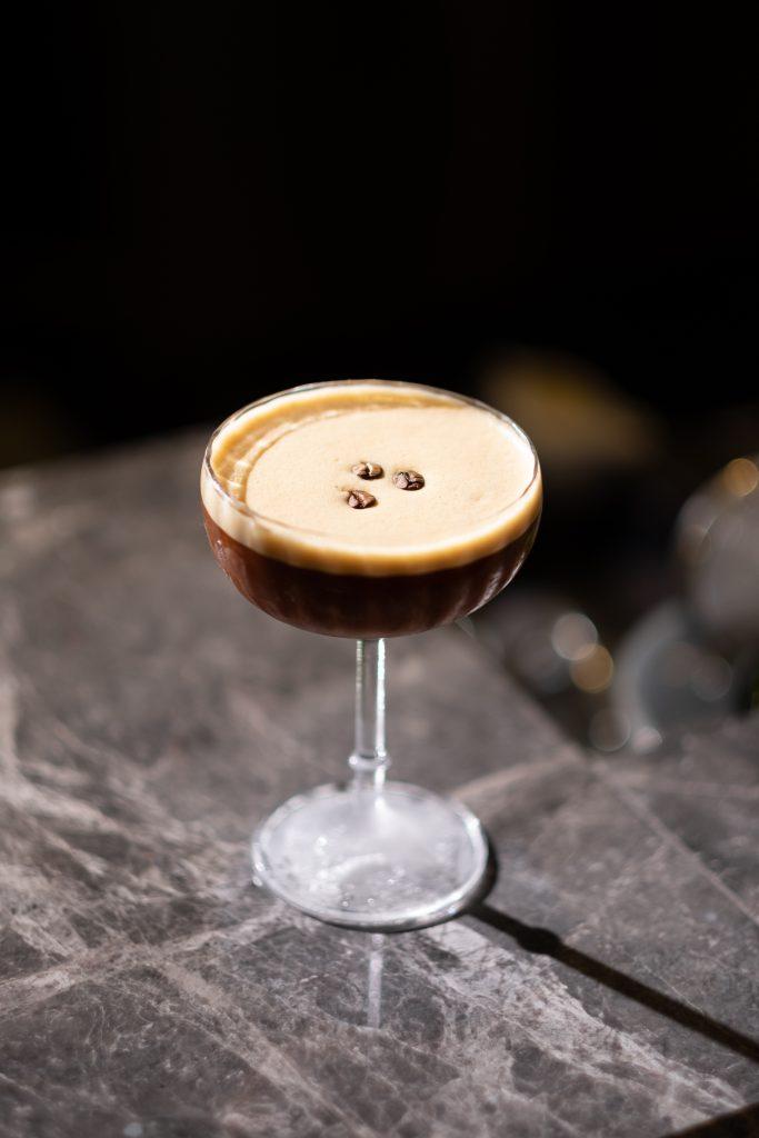 Classic Espresso Martini   Maria's Steak Café Cocktails   Food For Thought