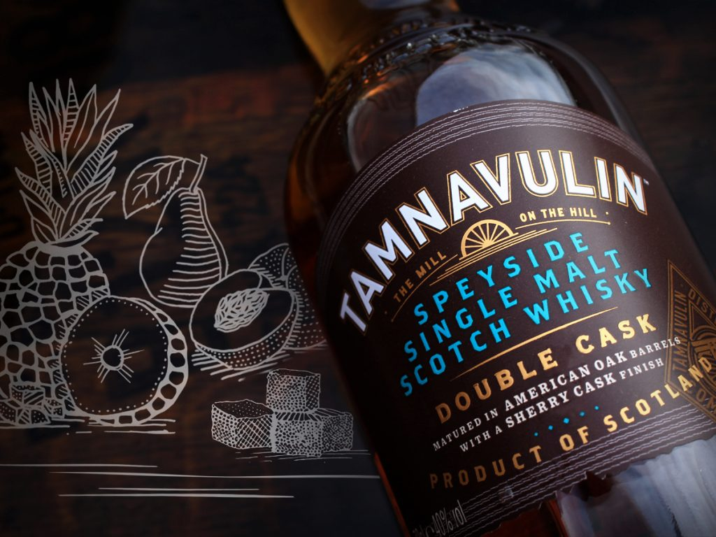 Close up   Tamnavulin Distillery   Food For Thought