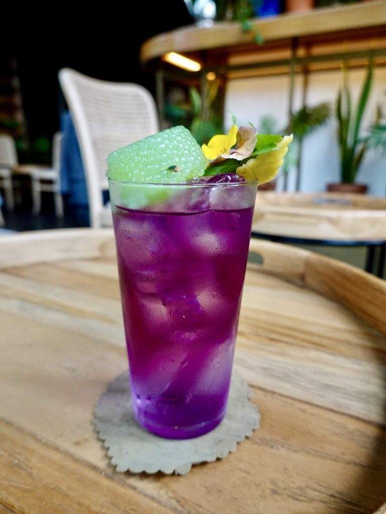 Cocktail 1 | The Curious Gardener | Food For Thought
