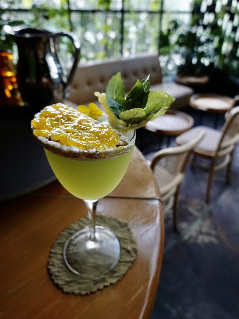 Cocktail 3 | The Curious Gardener | Food For Thought