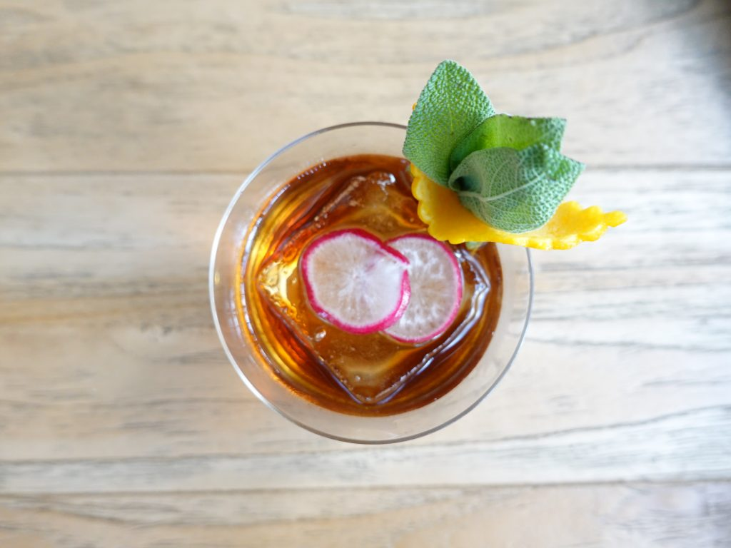Cocktails | The Curious Gardener | Food For Thought