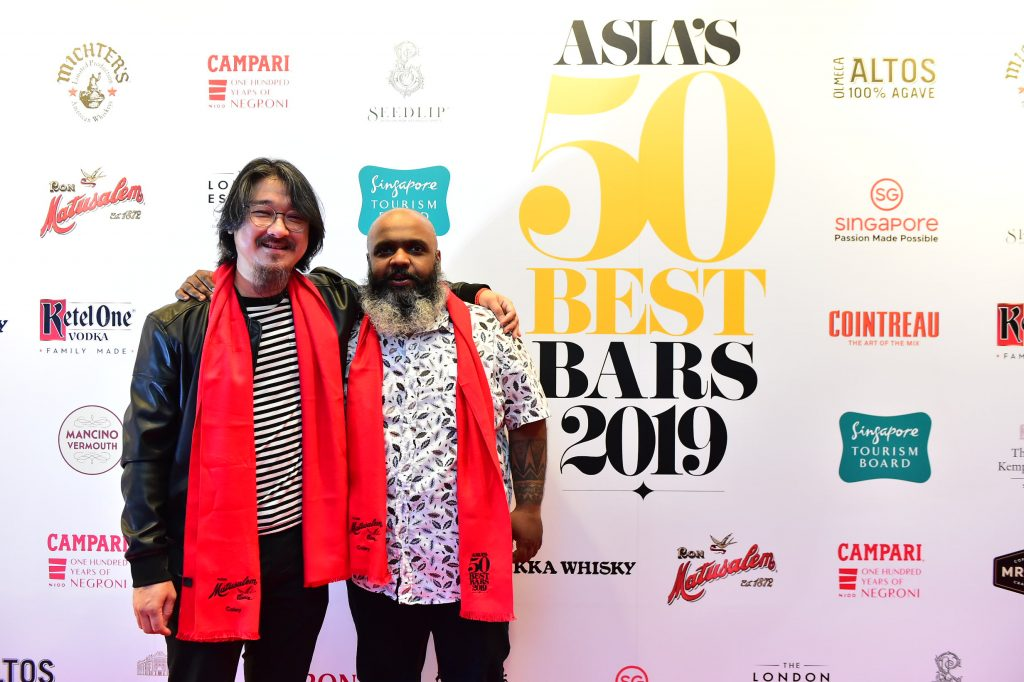 Coley Cocktail Bar | Asia's 50 Best Bars 2019 | Food For Thought