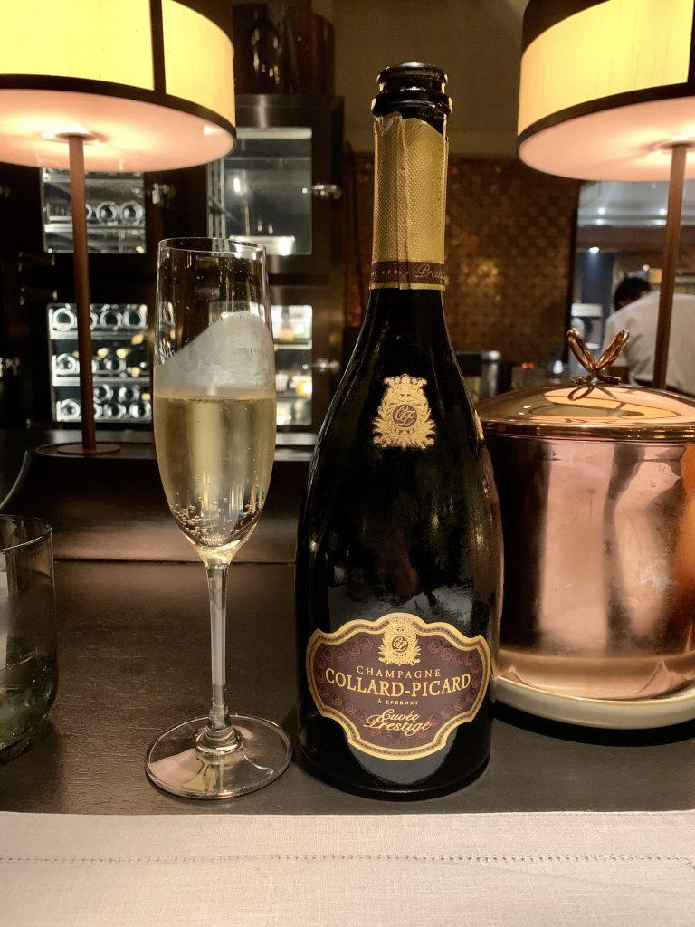 Collard-Picard NV Cuvee Prestige Brut | Long Bar at ATAS | Food For Thought