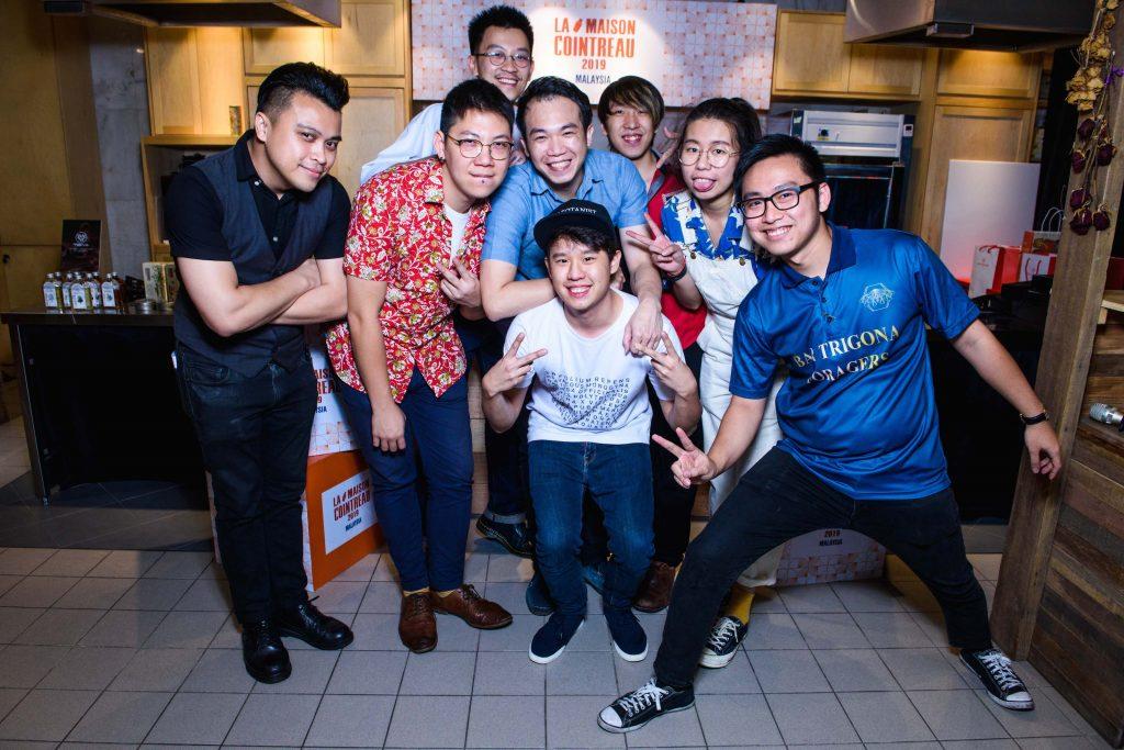 Competitors   La Maison Cointreau Malaysia 2019   Food For Thought