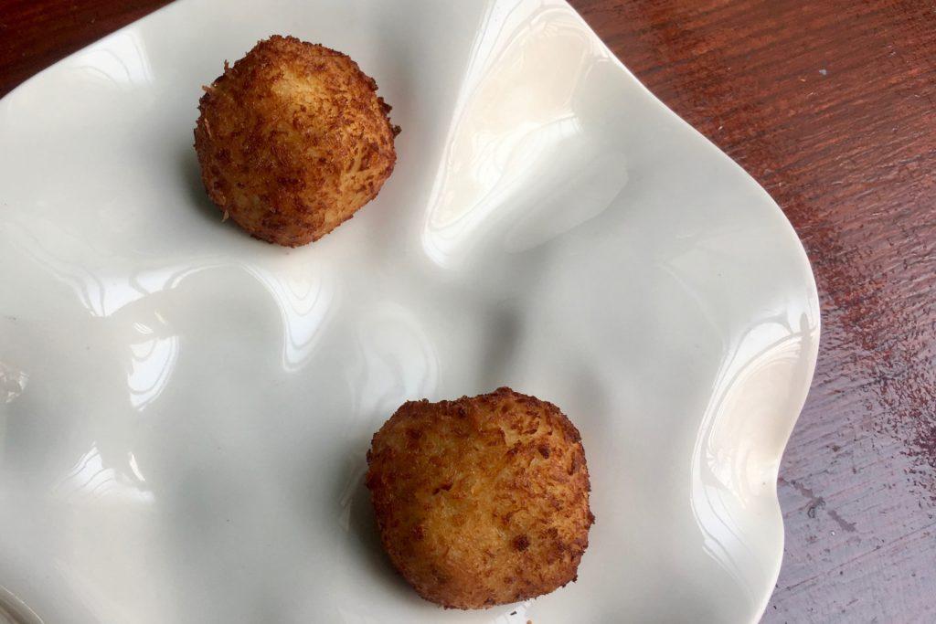 Croqueta De Jamon Iberico | Mercat Barcelona Gastrobar | Food For Thought