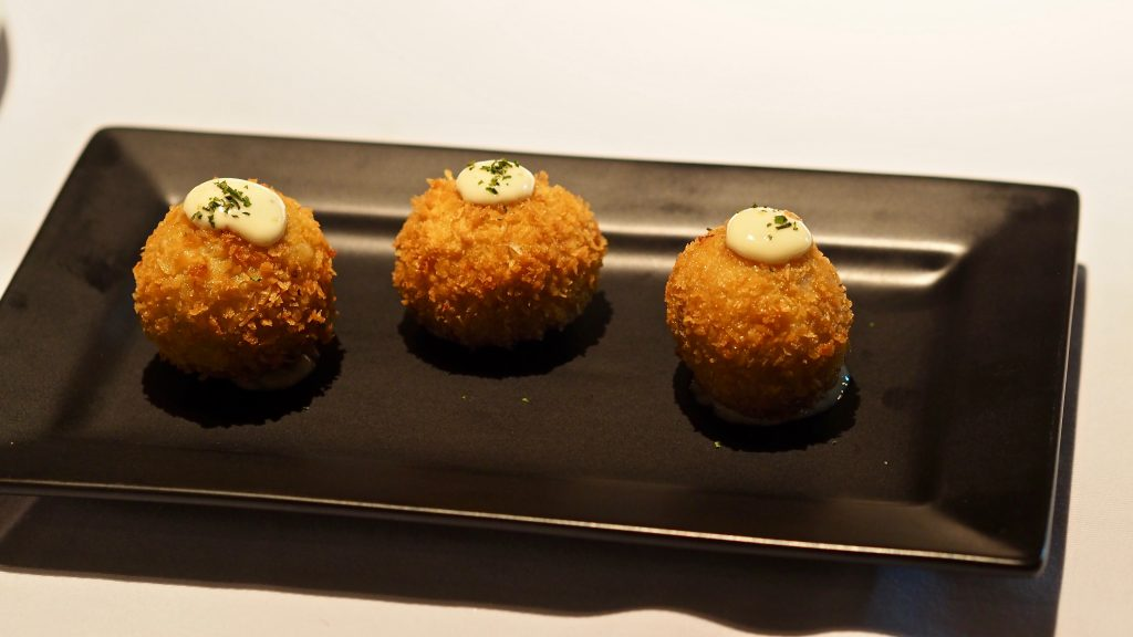 Croquette | Leonardo's Dining Room & Wine Loft | Food For Thought