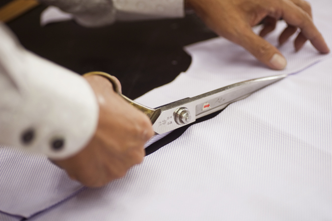 Cutting & Lining | Montana Tailors | Food For Thought