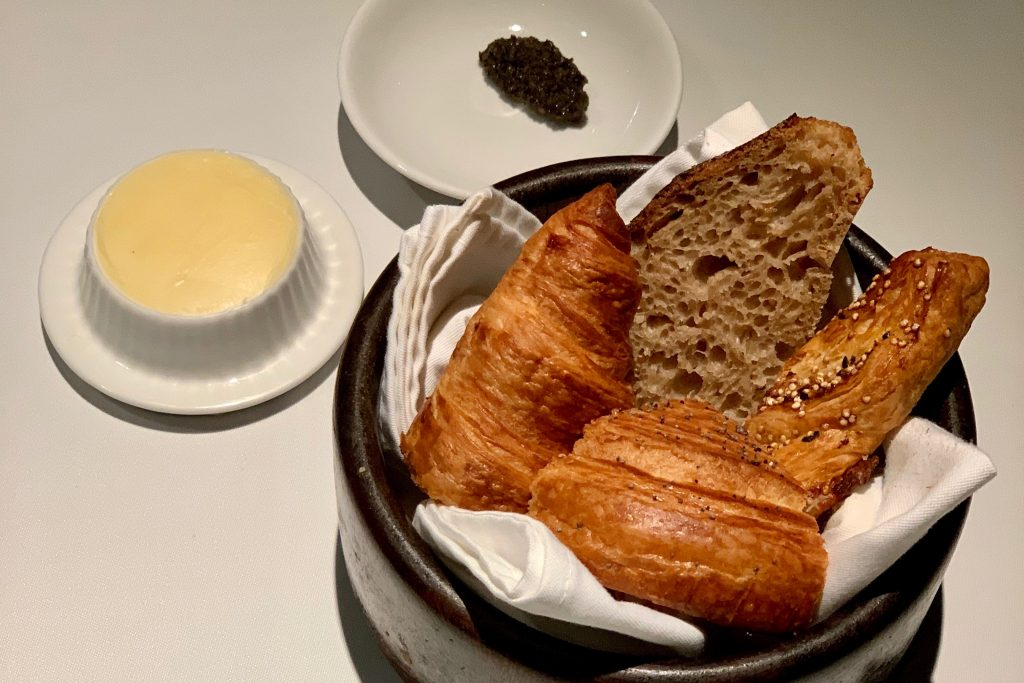 DC Signature Bread Basket | DC Seasonal May 2020 Menu | DC Restaurant | Food For Thought
