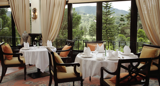 DIning Room Cameron Highlands Resort | Things To Do in Cameron Highlands | Food For Thought