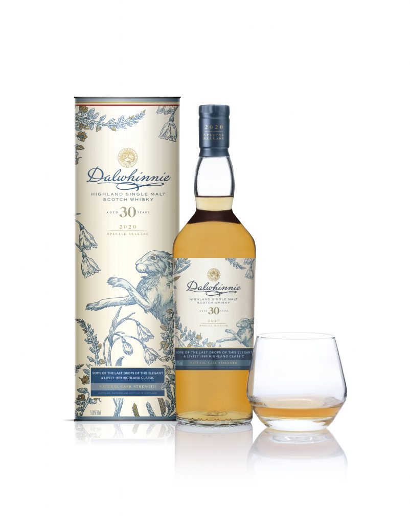 Dalwhinnie 30 Year Old | Rare By Nature - Diageo 2020 Special Release | Food For Thought