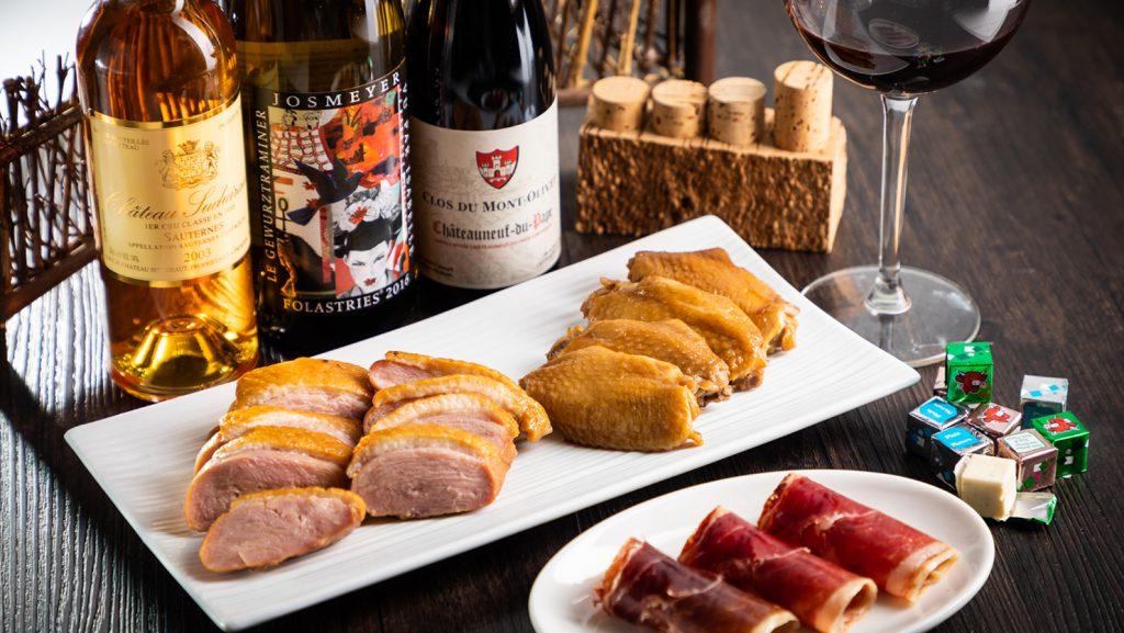 Damon Lau Masterclass Kit | Hong Kong Wine & Dine Festival 2020 | Food For Thought