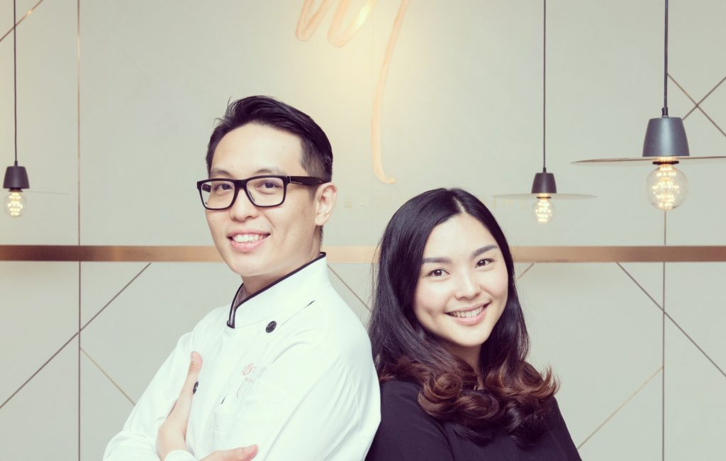 Daren Leong | Alice Hey | Marco Creative Cuisine | Food For Thought