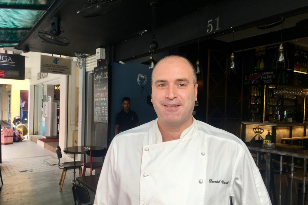 David Caral | Mercat Barcelona Gastrobar | Food For Thought