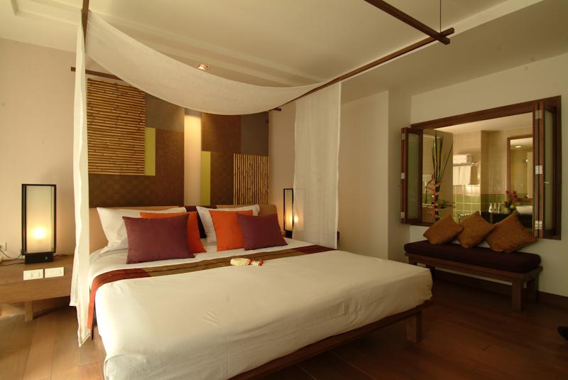 Deluxe Room | RarinJinda Wellness Spa Resort