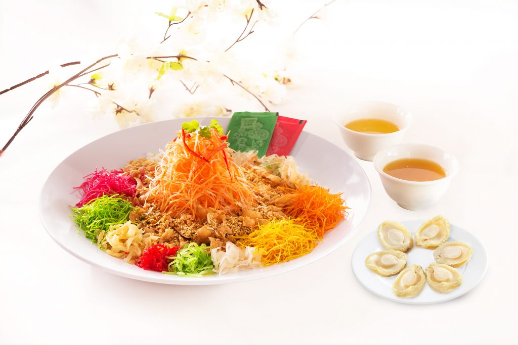 Yee Sang Tour Genting | Abalone Yee Sang | Din Tai Fung | Food For Thought