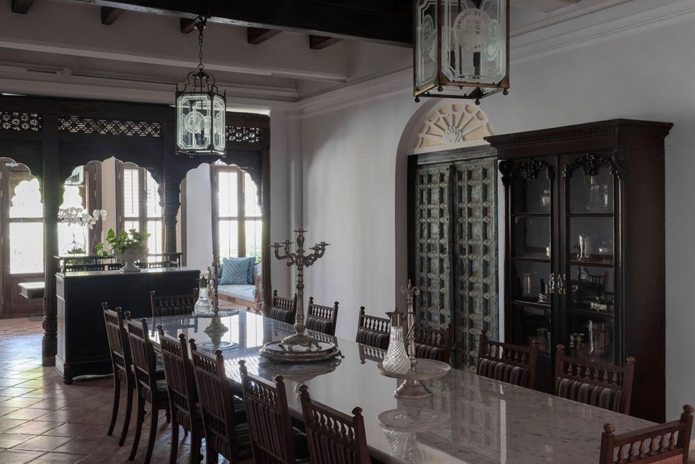 Dining Room | Jawi Peranakan Mansion | Food For Thought