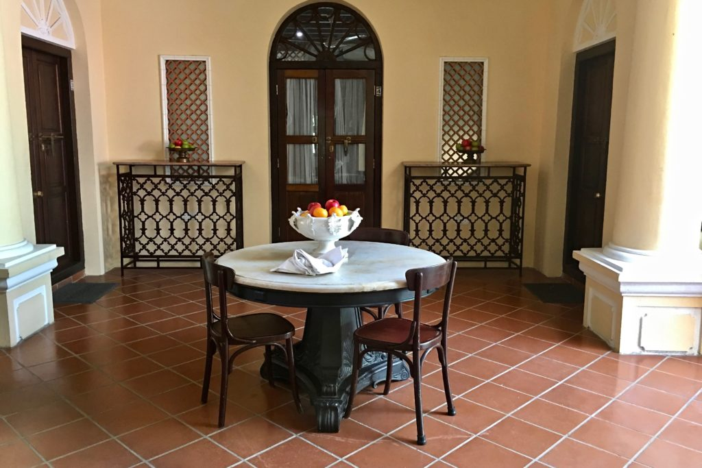 Downstairs Lounge | Jawi Peranakan Mansion | Food For Thought