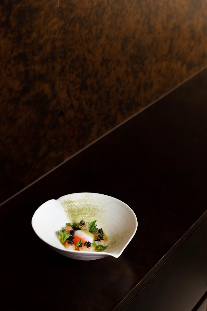 Dragon Well Shrimp | Asia's Best Restaurant 2021 Best Female Chef DeAille Tam of Obscura | Food For Thought