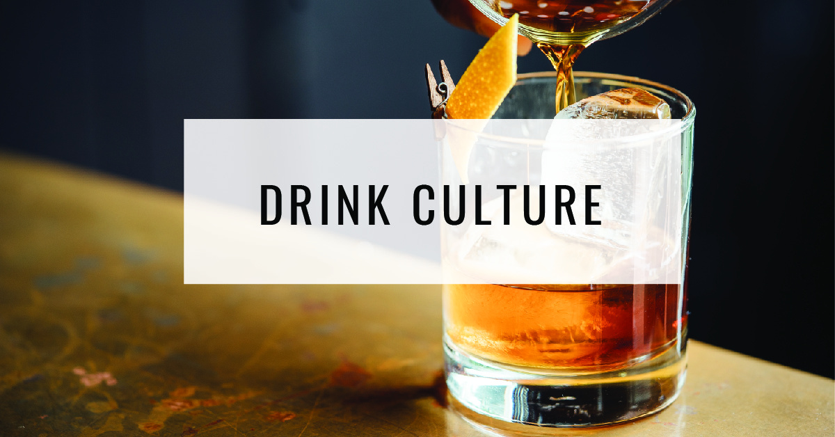Drink Culture Title Card | Food For Thought